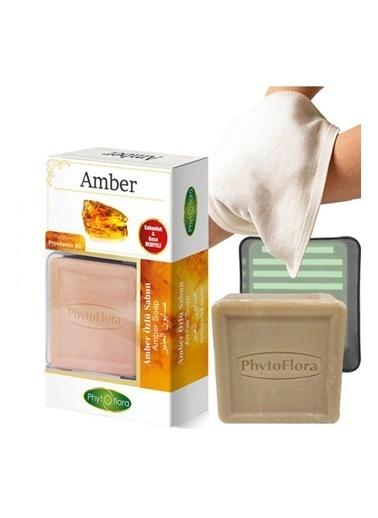 Mindivan Sabunluk Hediyeli Provitamin B5 Amber Özlü Sabun Renksiz